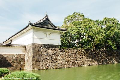 Edo Castle, Tokyo Imperial Palace, Tokyo, Japan