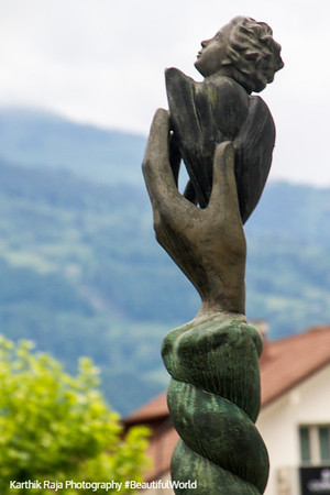 Art, Vaduz, Liechtenstein