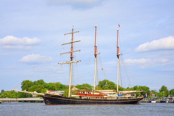Tall Ship, Amsterdam