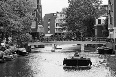 Lovers, Canal, Lijnbaansgracht, Amsterdam
