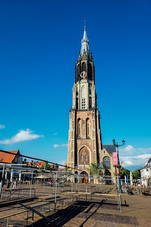Nieuwe Church Nieuwe Kerk, Delft, Netherlands