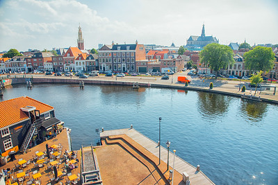 Binnen Spaarme, Haarlem, Netherlands