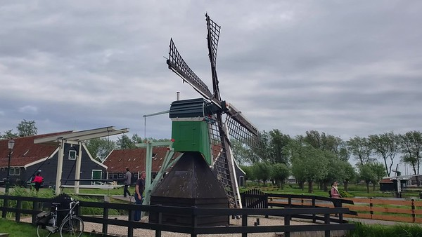 Zaanse Schans video