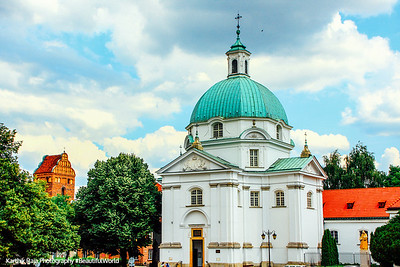 Church of St. Casimir, New Town, Warsaw