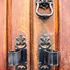 Door knocker, Old San Juan