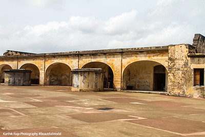 Castillo de San Cristobal, Old San Juan