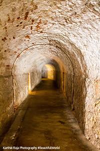 Tunnels, Castillo de San Cristobal, Old San Juan