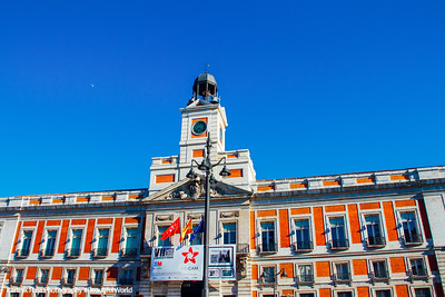 Presidency of the community of Madrid, Spain