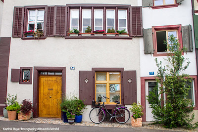 Basel bicycle, Switzerland