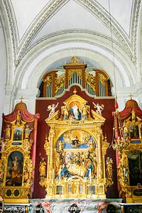 Hofkirche - Cathedral of St. Leodegar, Lucerne, Switzerland