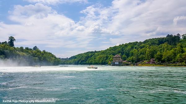 Rhein, Rhine falls, Switzerland