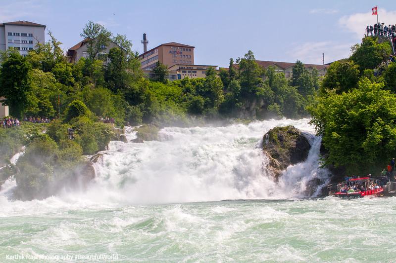 Rhine falls, Switzerland