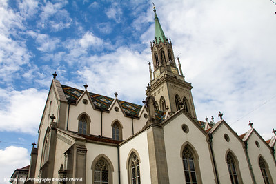 Cathedral, St. Gallen, Abbey of Saint Gall, Switzerland