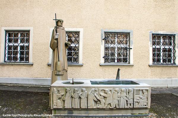 Abbey of Saint Gall, Switzerland