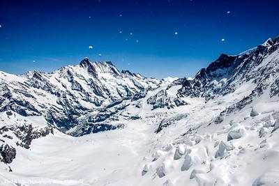 Jungfrau region, The breathtaking Alpine peaks, Switzerland