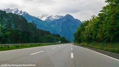Road Trip Swiss Alps