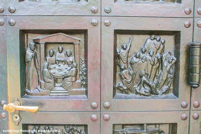 Door handle, Zurich, Switzerland