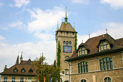 Musee Suisse - Swiss National Museum, Zurich, Switzerland
