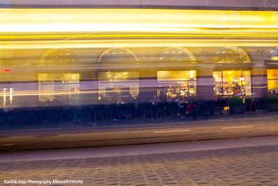 Tram comes, Tram goes, Zurich, Switzerland