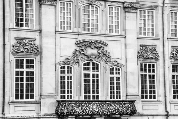 Balcony, Architecture, Zurich, Switzerland