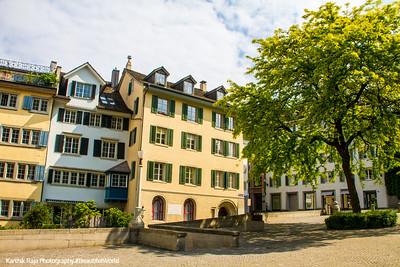 Platz, Zurich, Switzerland