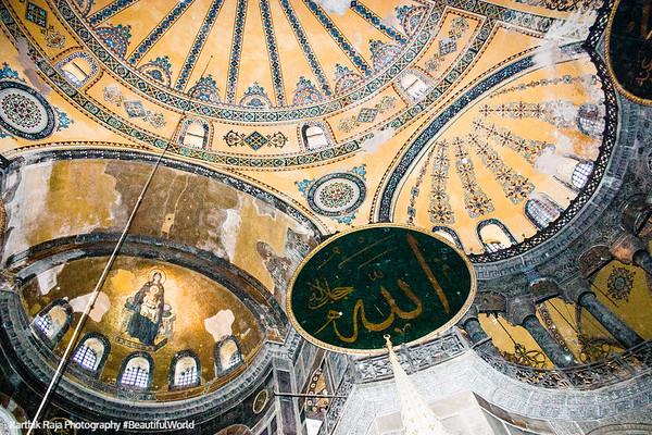 Ayasofia, Hagia Sophia, Istanbul, Turkey