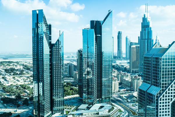 Central Park Towers, Dubai, United Arab Emirates