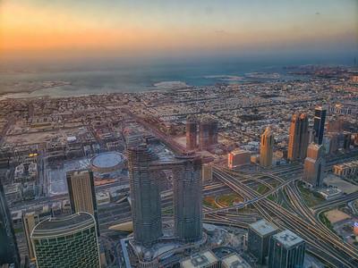 Shangri-La hotel, Persian Gulf, Dubai, United Arab Emirates