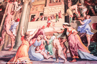 Raphael - The Fire in the Borgo, Vatican City