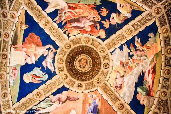 Vatican Museum - Raphael Rooms, Vatican City