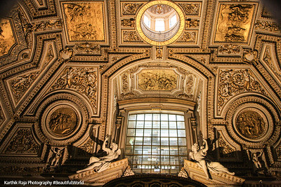 St. Peter's Basilica - windows to the world, Vatican City