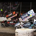 dirt track racing image - HFP_3952