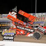 dirt track racing image - HFP_8836