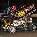 dirt track racing image - HFP_8078