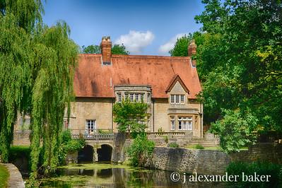 River Cherwell, Oxford University