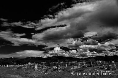 Los Llanitos Cemetery, Truchas, NM