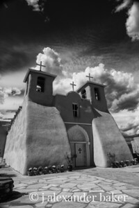 St. Francis Church, Taos, NM