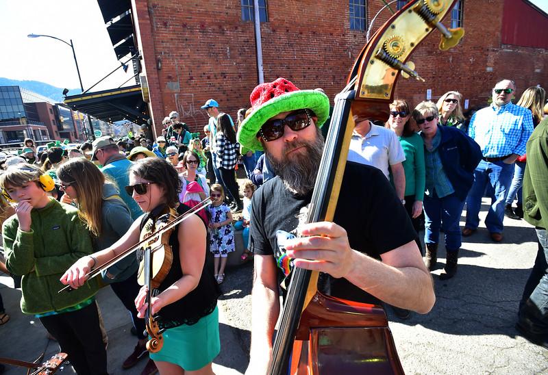 World's Shortest St. Patrick's Day Parade
