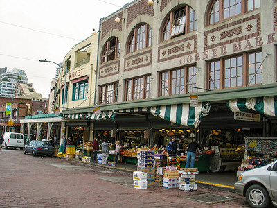 Seattle Corner Market