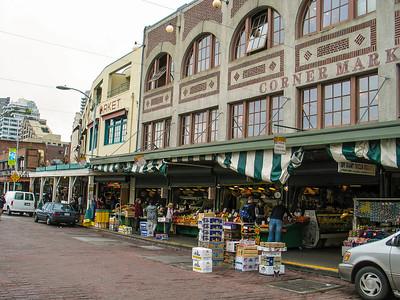 Seattle Corner Market