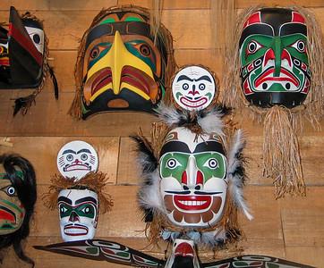Masks Albert Bay