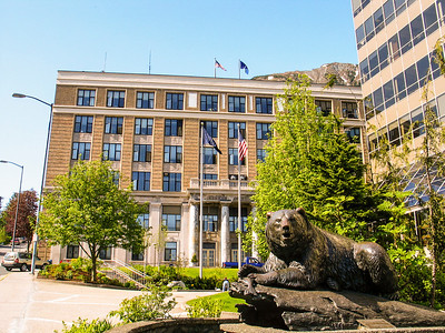 Juneau Capital Building