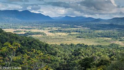 View from Surama Mountain