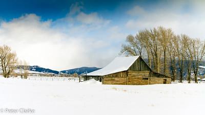 Barn at Jackson