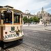 Porto Tram Place da Liberdade