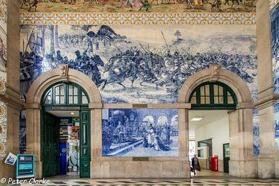 San Bento Train Station