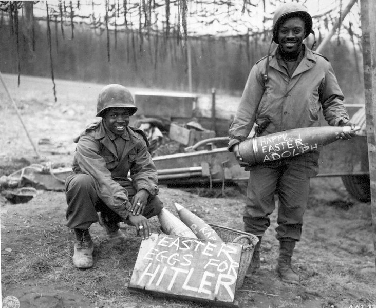 Had to post this one on easter. Happy Easter everyone! #ww2 #wwii #easter