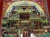 Model of the Amitabha Pure Land at Choijin Lama Museum.