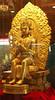 Seated Maidari statue by Zanabazar.
