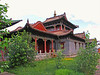 Main Temple complex at Choijin Lama Museum.